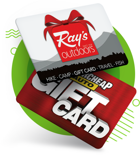 Buy Gift Cards for Loved Ones