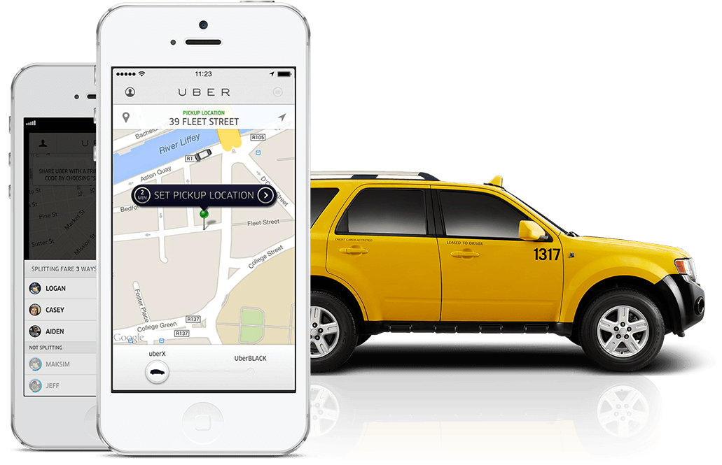 A Tentative Cost for Developing On-Demand Service App like Uber