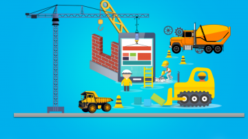 Custom Mobile Apps for Contruction Industry