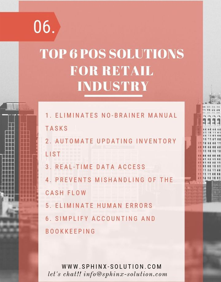 Infographics POS Solutions