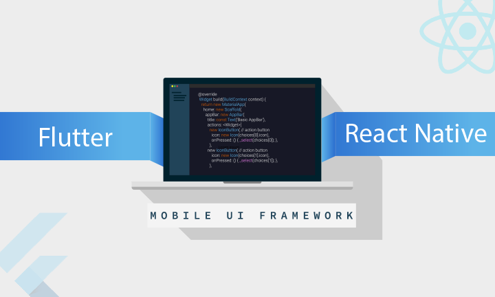 Flutter or React Native Which Mobile App Framework Suits Your Business the Most