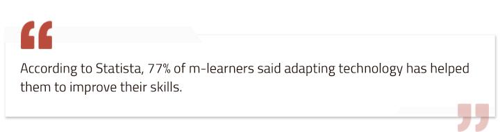 m-learner statistic