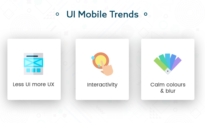 UI mobile trends